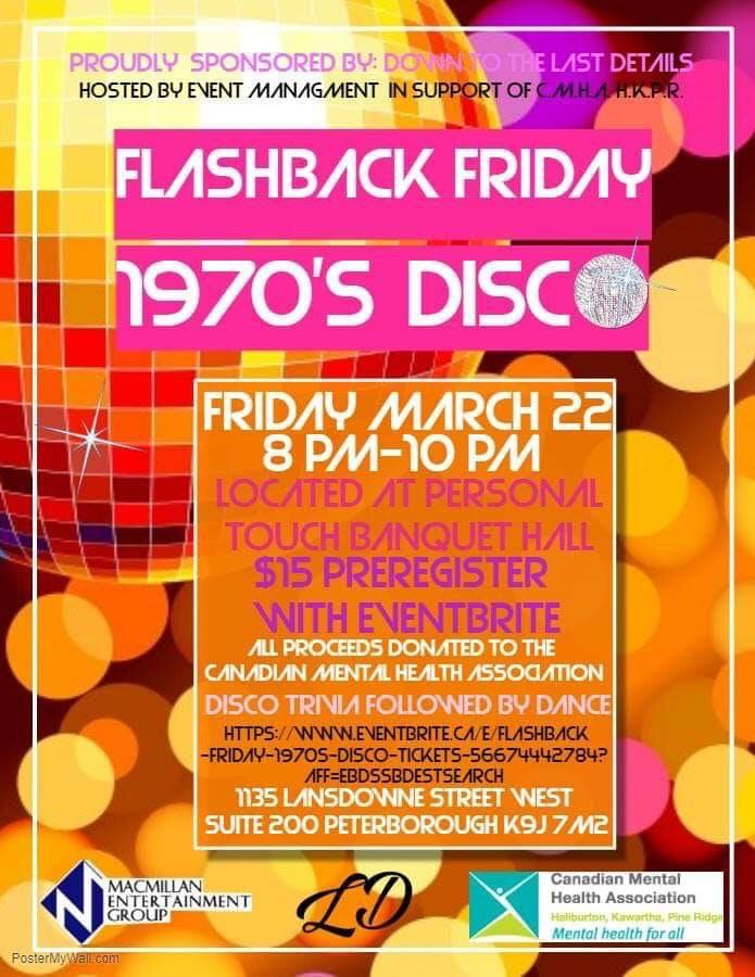 Flashback Friday: 1970's Disco