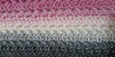 Crochet Class - Mon Eve\