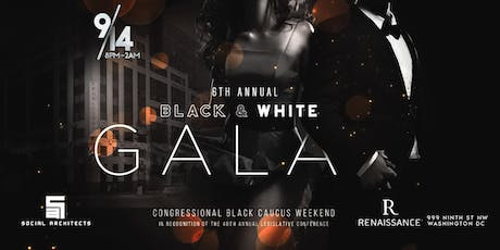 CBC - 6TH ANNUAL BLACK AND WHITE GALA tickets