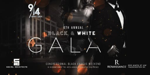 CBC - 6TH ANNUAL BLACK AND WHITE GALA