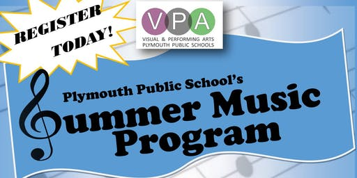 2019 Summer Music Program