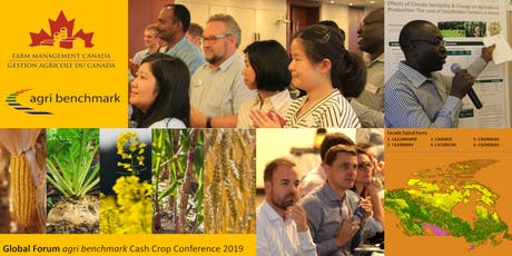 Global Cash Crop Conference 2019: Exploring Canada's competitive edge tickets
