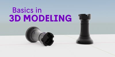 3D modeling for beginners in Blender 2.8 (in english)