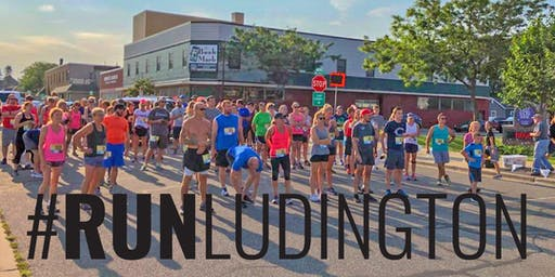 2019 #RunLudington Run The Beach 5k