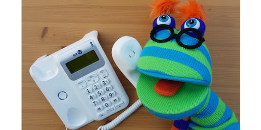 Conquer The Telephone Monster