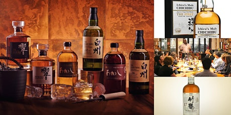 High-End Japanese Whisky Tasting, From Chichibu Ichiro's Malt to JBA Whisky tickets
