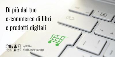 Di più dal tuo e-commerce di libri e prodotti digitali