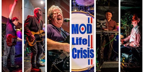 Mod life Crisis at The Edinburgh Summer Fiesta tickets