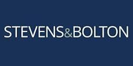 Stevens and Bolton Legal Clinic (For SETsquared Members Only) tickets