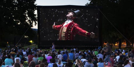 The Greatest Showman Open Air Cinema Sittingbourne tickets