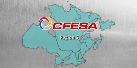 2019 CFESA Region 4 Meeting tickets