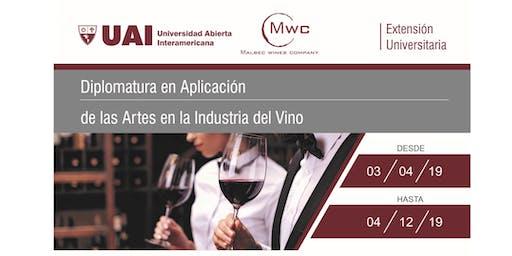 Diplomatura en la Aplicación de las Artes en la Industria del Vino