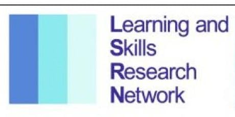 Learning and Skills Research Network Gr Manchester and Teacher Educators in Lifelong Learning JOINT EVENT 26th June 2019 tickets
