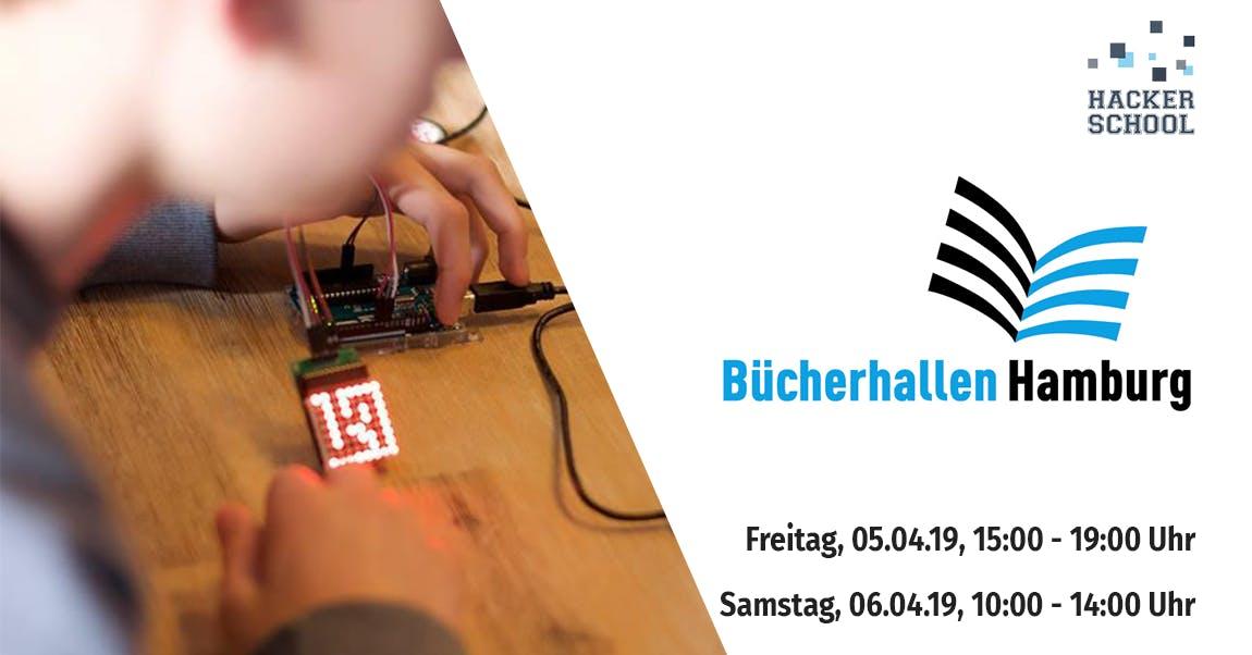 HH10: Hacker School Hamburg - powered by Bücherhalle Niendorf