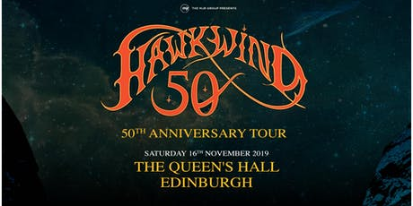 Hawkwind - 50th Anniversary (The Queens Hall, Edinburgh) tickets