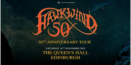 Hawkwind - 50th Anniversary (The Queens Hall, Edinburgh)