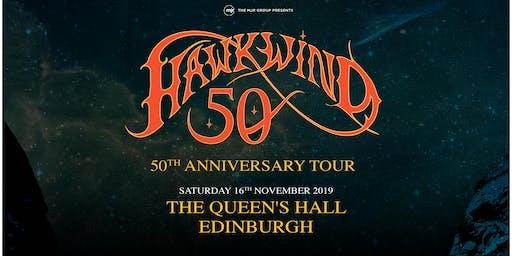 Hawkwind - 50th Anniversary (The Queens Hall, Edinburgh)