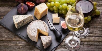 Intro To Wine & Cheese Pairing