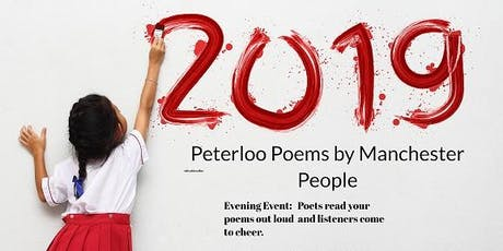 Peterloo Poems by Manchester People tickets