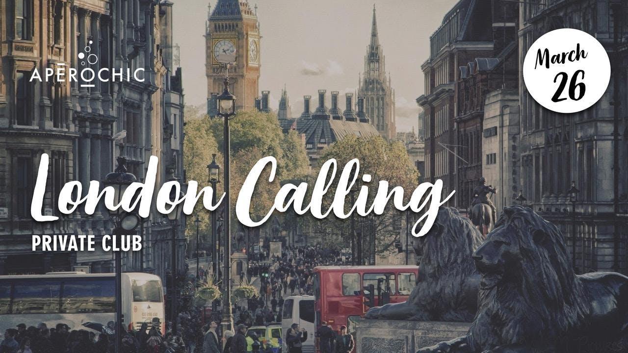 London Calling @ Private Club