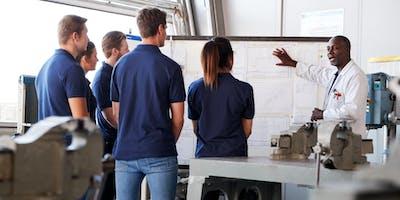 Leading Manufacturing Workforce Development