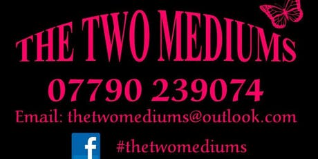 ** PSYCHIC SHOW in WRAYSBURY ** An Evening of Mediumship with The Two Mediums Jo Bradley & Lesley Manning  tickets