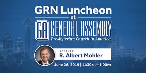 GRN Luncheon at General Assembly 2019