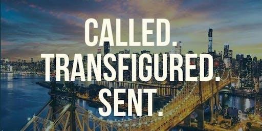 Byzantine Catholic Young Adult Convocation: Called. Transfigured. Sent.