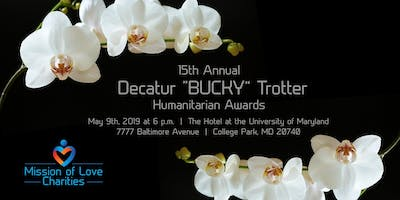 """15th Annual Decatur """"Bucky"""" Trotter Humanitarian Awards Reception"""