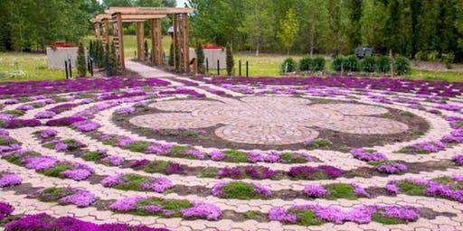 Labyrinth Walk and Soundbath with Reiki Healing