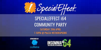 SpecialEffect Community Party