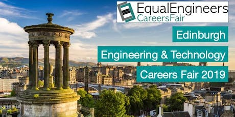 Edinburgh Engineering & Tech Careers Fair 2019 tickets