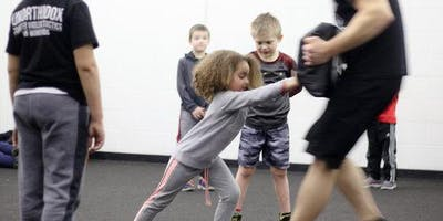 Safe4Life-Self Defense Class for Mothers&Daughters(ages 6-10)