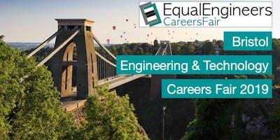 Bristol Engineering & Tech Careers Fair 2019