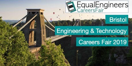 Bristol Engineering & Tech Careers Fair 2019 tickets