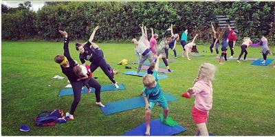 Easter Family Yoga
