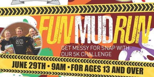 SNAP Fun Mud Run