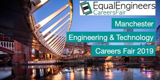 Manchester Engineering & Tech Careers Fair 2019