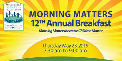 12th Annual Morning Matters Breakfast