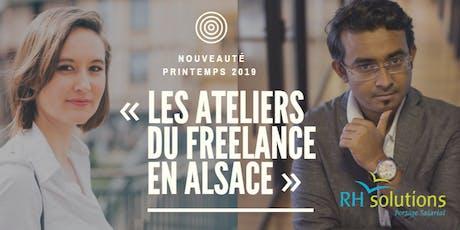 Atelier du Freelance en Alsace : Tour du sujet en 5 questions billets