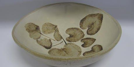 Forest Inspired Ceramics Workshop (2) tickets