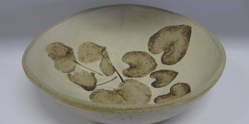 Forest Inspired Ceramics Workshop