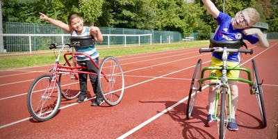 Inclusive Athletics and RaceRunning Event