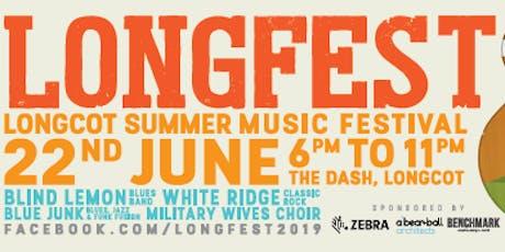 Longfest tickets