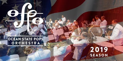 Ocean State Pops Orchestra: 2019 Victory Day Concert - Celebrate America!