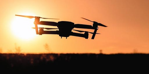 Drone Information and Live Flying Session- Fab Lab, technology, hobby