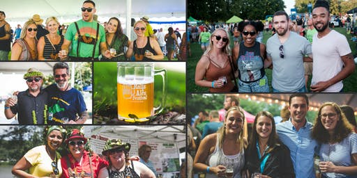 Rails & Ales Craft Beer Festival