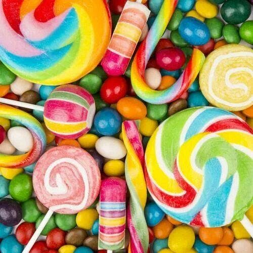 Bubbaliscious candy event