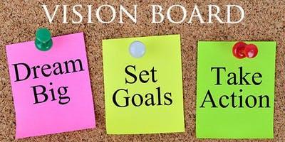 Vision Board Party:  Discover Your Life's Purpose