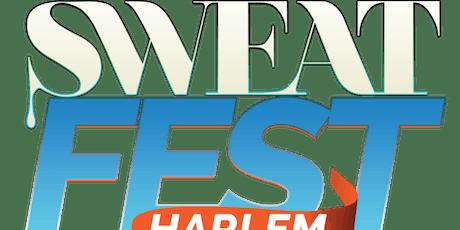 SWEAT FEST NYC HARLEM 2019 - Hosted by Lita Lewis entradas